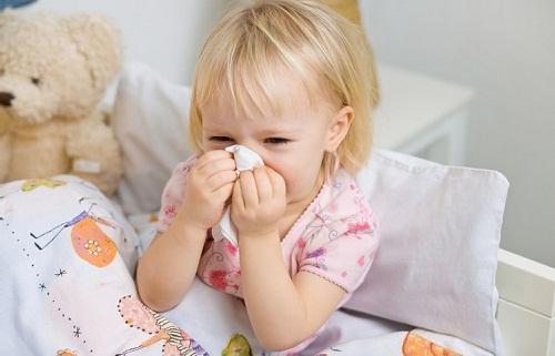 Bệnh viêm mũi dị ứng ở trẻ