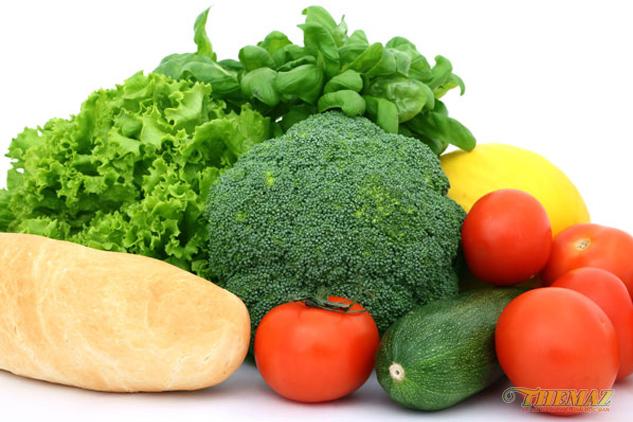 Thực phẩm có tác dụng mát gan