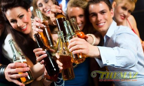 Tác hại rượu bia và những điều cần tránh.